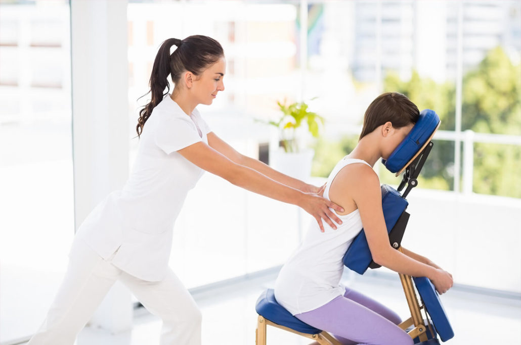 Lotus Corporate Massage   On-Site Corporate Chair Massage